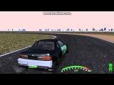 SLRR| Nissan Silvia s13 DRIFT