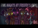 [SFM] Five Nights at Freddy's (Official video) [60FPS, FullHD]