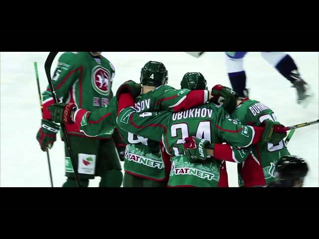 Ак Барс (Казань) - Динамо (Минск) | Ak Bars (Kazan) - Dinamo (Minsk)