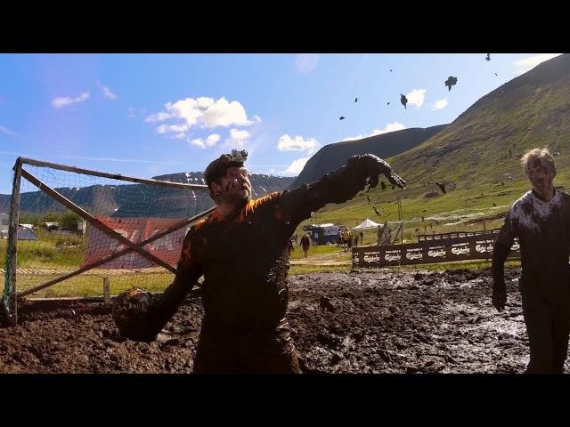 GoPro: Icelandic Mud Football