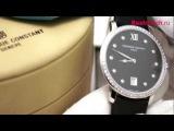 Обзор женских часов Frederique Constant Slim Line FC220B4SD36