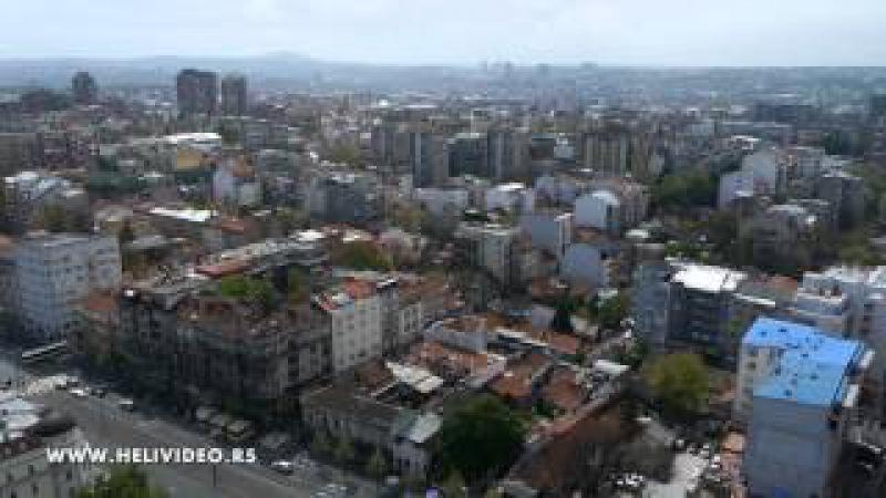 Beograd iz vazduha (Belgrade aerial)