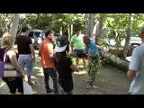 Доминикана, петушиный бой на экскурсии ВДВ, серия 103