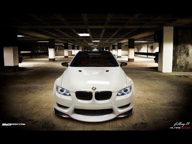 BMW M3 рев мотора