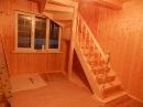 Винтовая лестница, изготовление и установка.