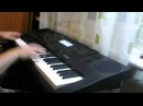 Ласковый май - Седая ночь - на синтезаторе