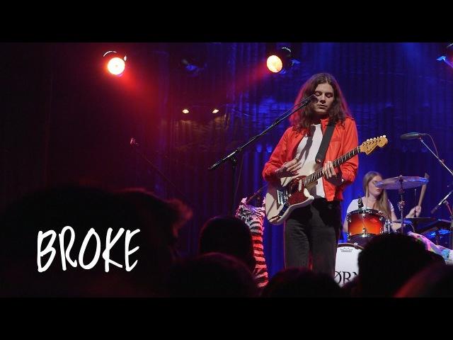 BØRNS - Broke (Live) – American Express UNSTAGED AmexAIR Concert