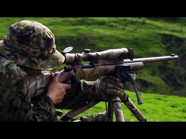 陸上自衛隊 スナイパー訓練 「アイアン・フィスト2015」 西部方面普通科連