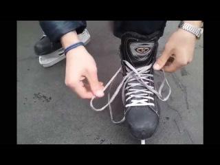 Как быстро и правильно научиться кататься на коньках | Урок 1
