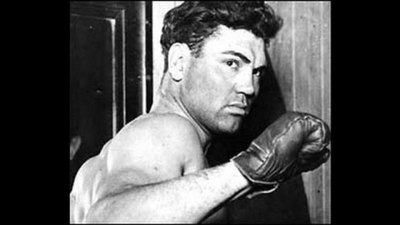 Jack Dempsey - Boxing Documentary