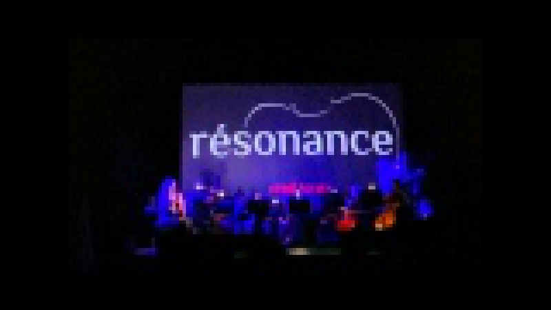Resonance - Yellow Tour -Metallica – The Unforgiven