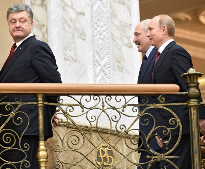 Порошенко анонсировал введение военного положения в случае провала переговоров в Минске - Цензор.НЕТ 4220