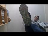 Teen Boy Feet