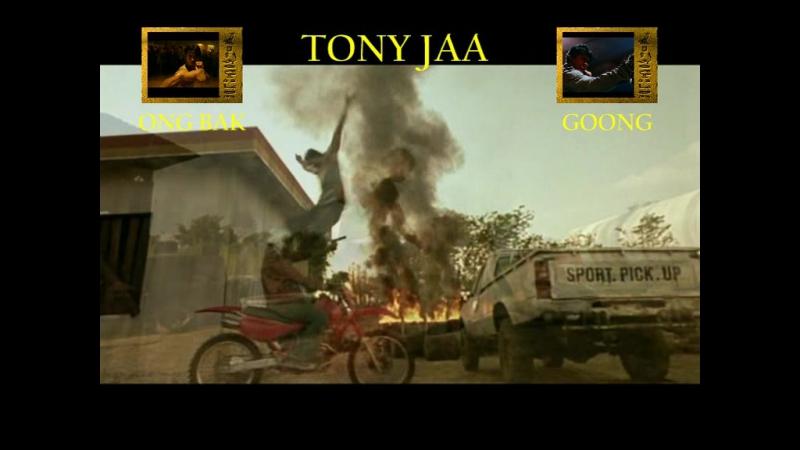 Tony Jaa movies Ong-Bak Tom Yum Goong