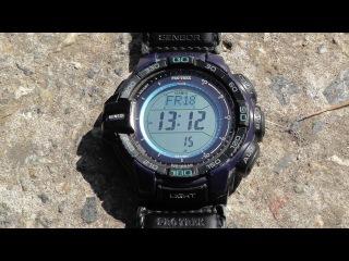 Трекинговые часы Casio PRG-270