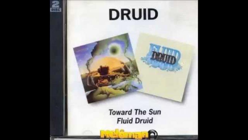 Druid -Toward The Sun Fluid Druid 2 Cds Full Albuns