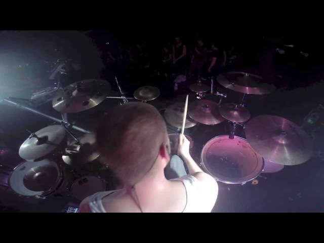 Part 1 Live Drum Bass Drums and DJ Anders Meinhardt and Tim Driver