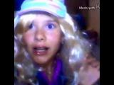 """_Znak_Arisha_ on Instagram: """"#сумасшедшая ,старалась надеюсь @mr.alexsparrow оценит!!! Рассказала #деффчонкам про конкурс и мы все сняли клип:Маша, МарЫна, Я,Галя и…"""""""