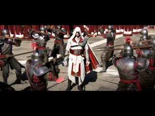 Assassin's Creed Brotherhood E3 Trailer [North America]