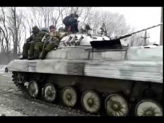 Последствия битвы за блокпост, Углегорск, Донбасс, Украина
