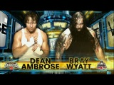 WWE Survivor Series 2014: Dean Ambrose vs Bray Wyatt