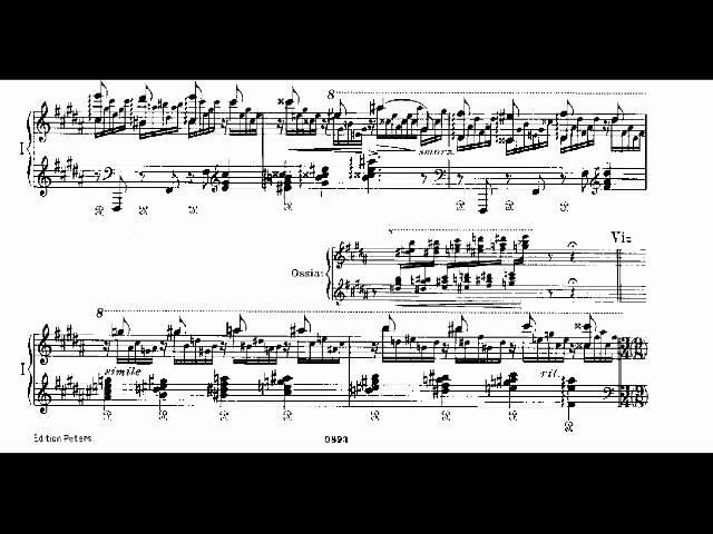 Totentanz - Liszt
