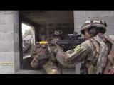 Британские и американские десантники на учениях в США  НАТО