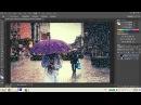 Hướng dẫn tạo hiệu ứng mưa rơi trong Photoshop