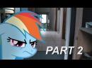 Rainbow Dash's Precious Book - Part 2 (MLP in real life)