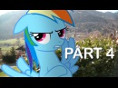 Rainbow Dash's Precious Book - Part 4 (MLP in real life)