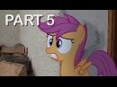 Rainbow Dash's Precious Book - Part 5 (MLP in real life)
