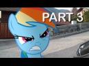 Rainbow Dash's Precious Book - Part 3 (MLP in real life)