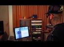 Егор Крид (KReeD) и Тимати в студии. Запись трека Старлетка.