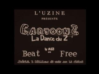 CartoonZ (CLIP) - Spécial 2 Millions de vues !  Beat FREE by MSB