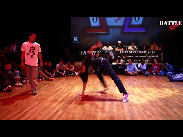 Battle BAD 2015 - SLAV vs CIANO - BBOYING TOP 16