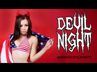 DEVIL NIGHT ★ American Style Parties