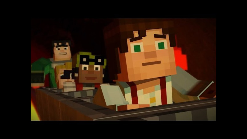 minecraft story mode episode 2