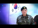 [VID] 150814 Sungmin Shindong국방홍보원 Military FB Update