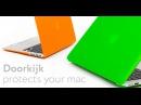 Обзор накладок DAAV Doorkijk для MacBook Pro