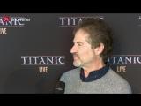 Интервью Джеймса Хорнера- Titanic LIVE (апрель 2015)