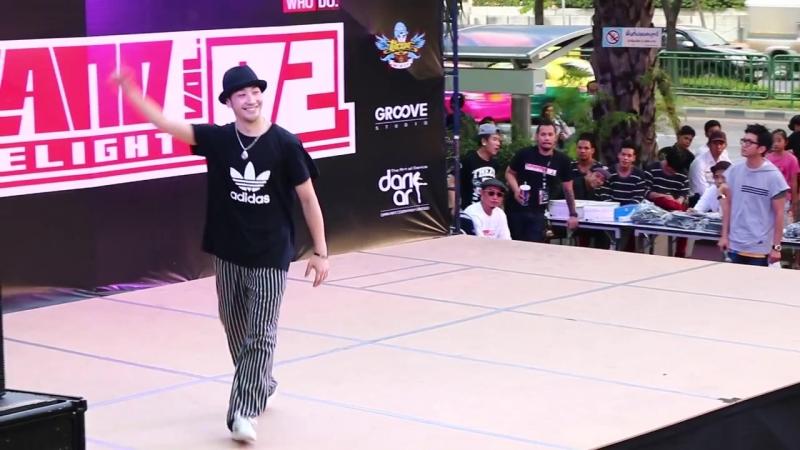 Kite Judge Showcase Thailand Dance Delight Vol.2 2014