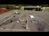 Как быстро научиться водить машину. :)