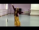 Конкурс соло-исполнителей, ансамбль Камелия, Качанова Лия, крымско-татарский танец Хайтарма