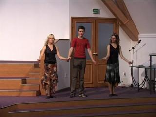 Уроки и основы еврейских танцев