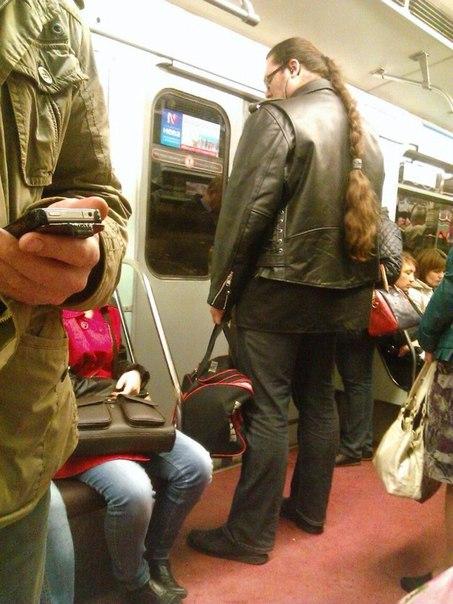 Мода питерского метро рис 5