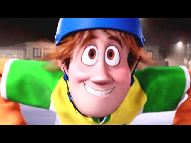 HOTEL TRANSYLVANIA 2 Movie Clip - BMX Skills (2015) Adam Sandler, Selena Gomez Animated Movie HD