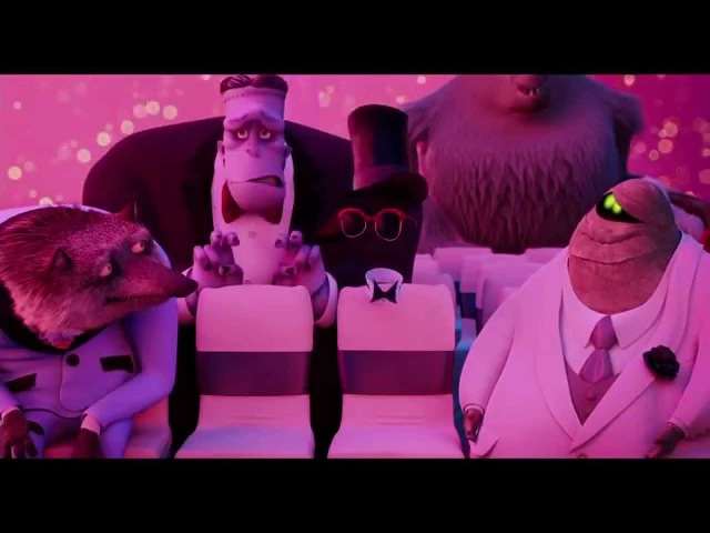 Hotel Transylvania 2 (2015) - Invisible Date (Movie Clip) Adam Sandler, Selena Gomez