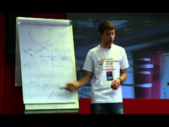 Лекция Дмитрия Шаменкова