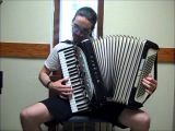 Dragonforce - Through the Fire and Flames accordion cover