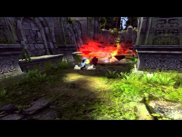 「kDN PvP」Dark Avenger vs Raven